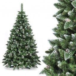 220cm Künstlicher Weihnachtsbaum KAUKASISCHE TANNE Tannenbaum künstlich | Weihnachtsbaum 220cm | Weihnachtsbaum künstlich | Haus & Garten | Jumbo-Shop - Supergünstiger Online Baumarkt für Haus und Garten