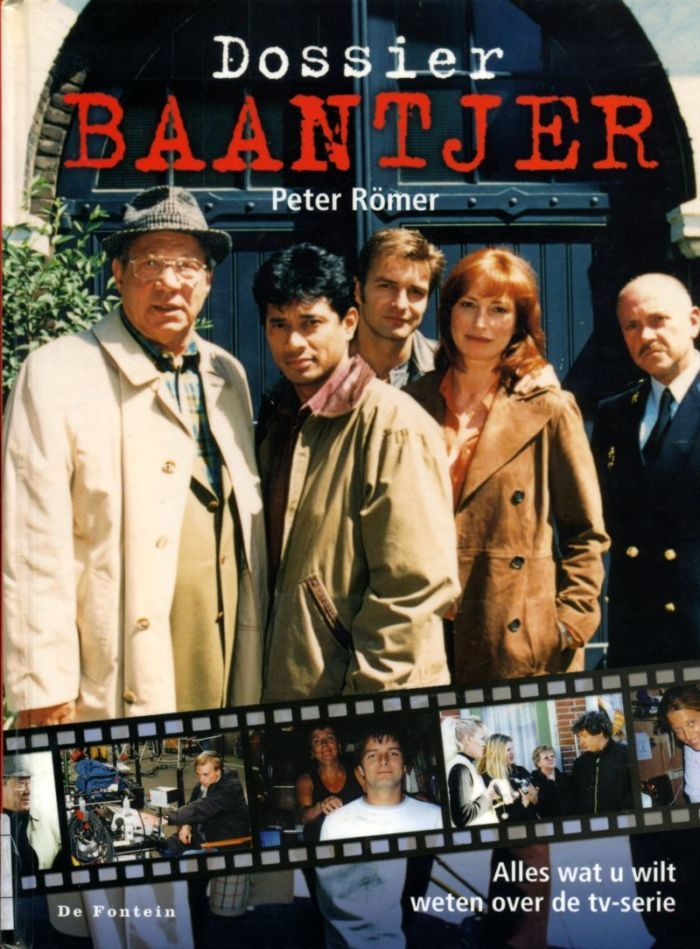 Baantjer - The serie is based on the novels of writer A. C. Baantjer