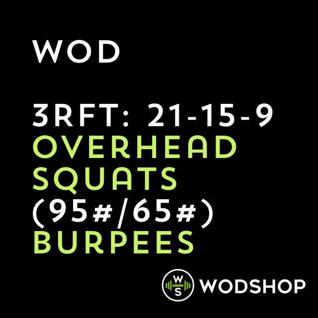 #wod #wodshop #workout #crossfit