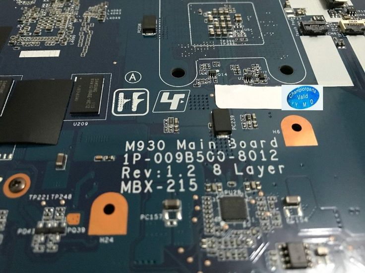 FULLY TESTED MBX-215 M930  LAPTOP MOTHERBOARD FOR SONY VPCF1 SERIES NOTEBOOK PC COMPARE BEFORE ORDER //Price: $61.36//     #electonics