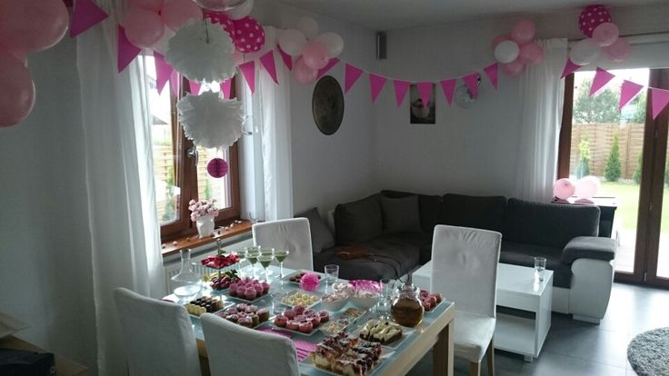 Baby shower... GIRL