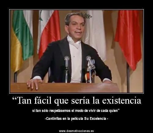 Classroom Motivation Ideas ~ Mario moreno quot cantinflas frases quotes pinterest