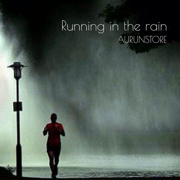 Un dia de lluvia no tiene pq ser un dia sin entrenamiento ;D