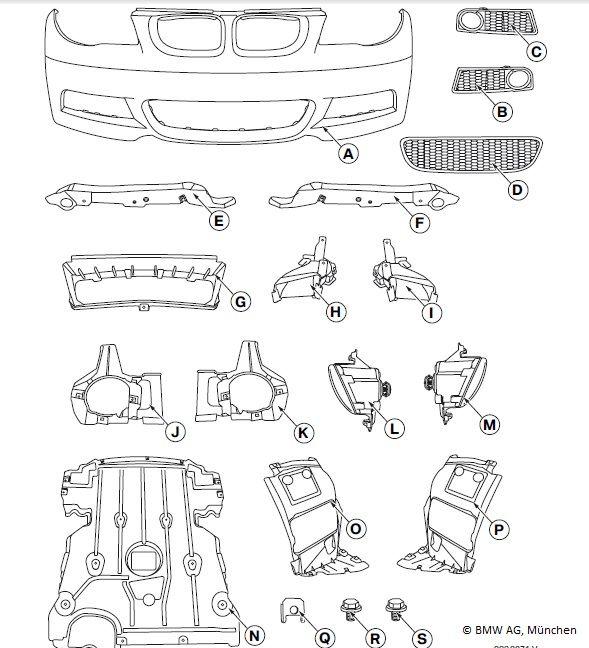 M-Paket nachrüsten am BMW 1er Coupe & Cabrio E82/E88