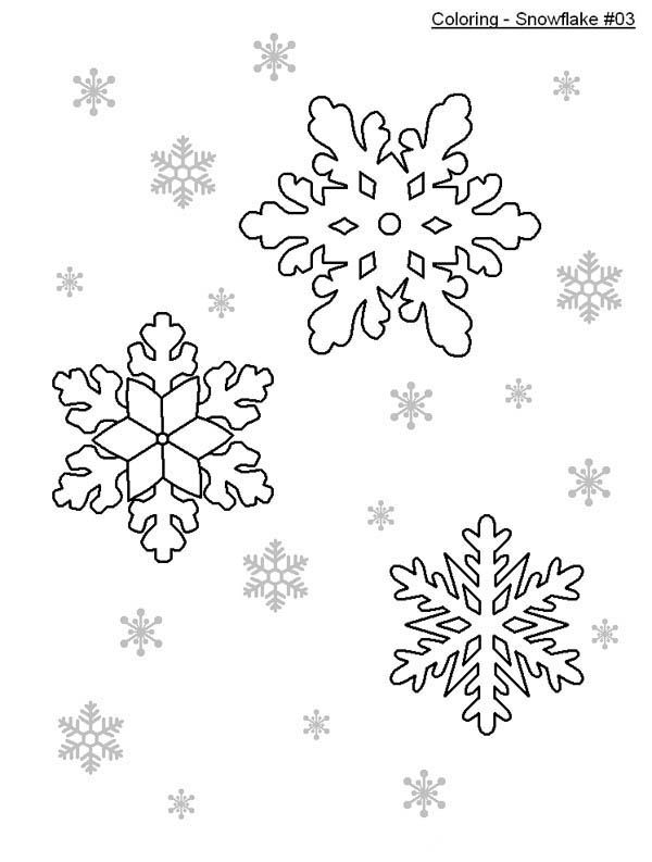34 best crazy baby coloring pages images on pinterest | coloring ... - Christmas Snowflake Coloring Pages