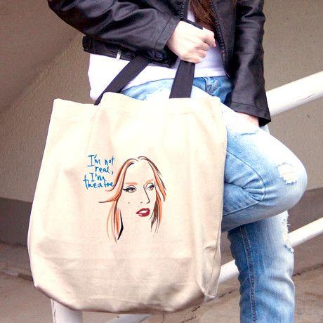 ☆ 3月5日から再販されました! ☆有名なアイコンとそれぞれの名言。キミを表現するのは、どれ?このキャンバスバッグで自分の「philosophy」をみんなに見...|ハンドメイド、手作り、手仕事品の通販・販売・購入ならCreema。