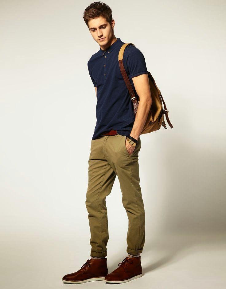 Macho Moda - Blog de Moda Masculina: Dicas de Looks Masculinos para Trabalhar no Verão!