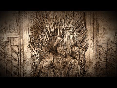 Game of Thrones - The Mad King Aerys Targaryen
