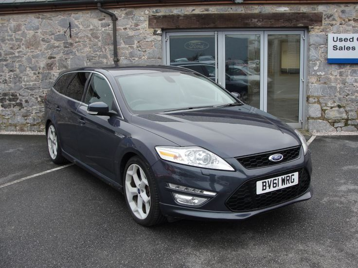 Cool Ford: Used Ford Mondeo 2.2 TDCi Titanium X Sport 5dr for sale in Newton Abbot, Devon  MONDEO Check more at http://24car.top/2017/2017/07/24/ford-used-ford-mondeo-2-2-tdci-titanium-x-sport-5dr-for-sale-in-newton-abbot-devon-mondeo/