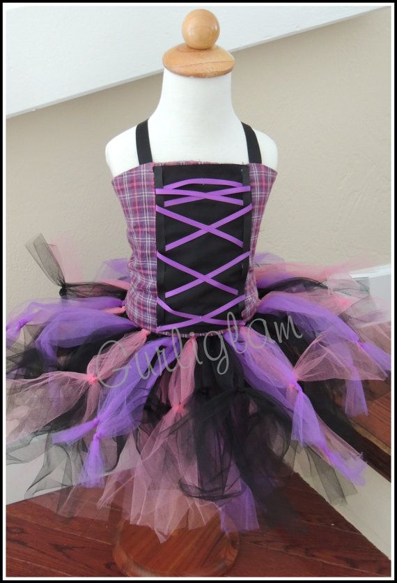 Witch Costume Witch tutu costume by Gurliglam on Etsy, $45.00