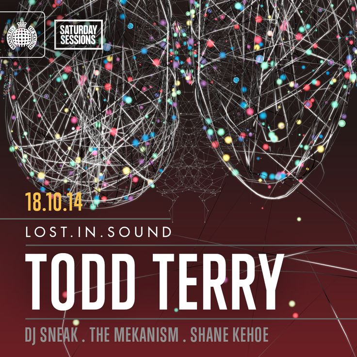 Todd Terry - DJ Sneak - Ministry of Sound, London - October 18, 2014