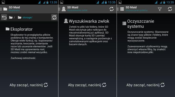 Przejrzenie wszystkich dostępnych aplikacji na system Android byłoby nie lada wyzwaniem. Tak ogromna dostępność wszystkiego wymusza instalowanie coraz to nowszych i lepszych aplikacji. Zazwyczaj przychodzi moment kiedy już trzeba usunąć starą grę. I tu właśnie na dysku zaczynają gromadzić się pozostałości folderów i plików po odinstalowanej grze. Oczywiste coś takiego tylko zabiera miejsce i zamula system...