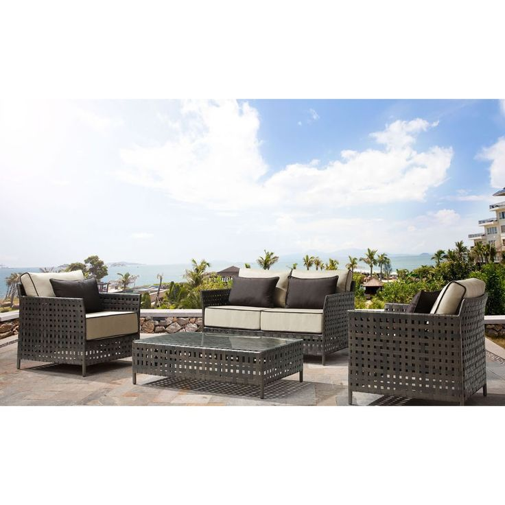 Unique Balcony Furniture Miami