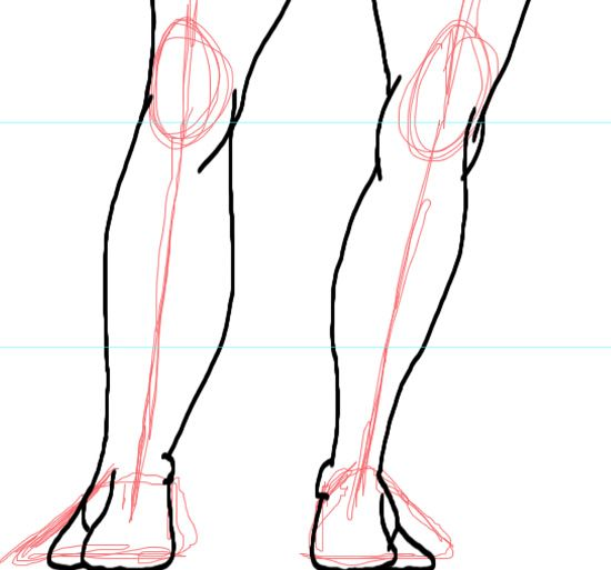 17 Best images about How to Draw Legs and Feet on ...