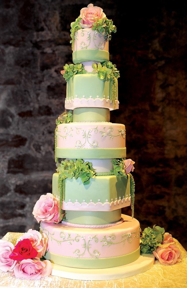 Wonderfull wedding cake