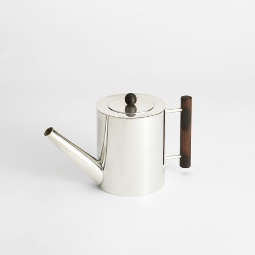 Les Ateliers Courbet Kaikado Tea & Coffee Caddy Copper Japan Handmade Tin Caddy OeO Kyoto Master Craftsmen