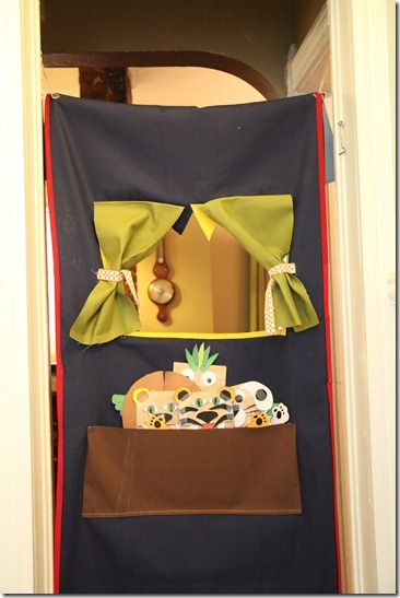 Doorway Puppet Theatre | better together