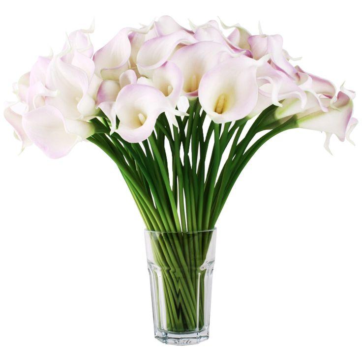 Vivid Calla Bouquets //Price: $25.40 & FREE Shipping //     #hashtag4