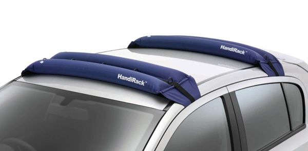 Inflatable Roof Racks, for cars that don't have 'em. Great for hauling kayaks and stuff!