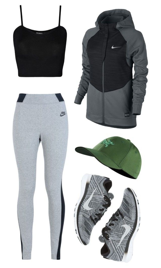 """WHISS #18"" by ann-joseph on Polyvore featuring NIKE, WearAll, Arc'teryx, women's clothing, women's fashion, women, female, woman, misses and juniors"