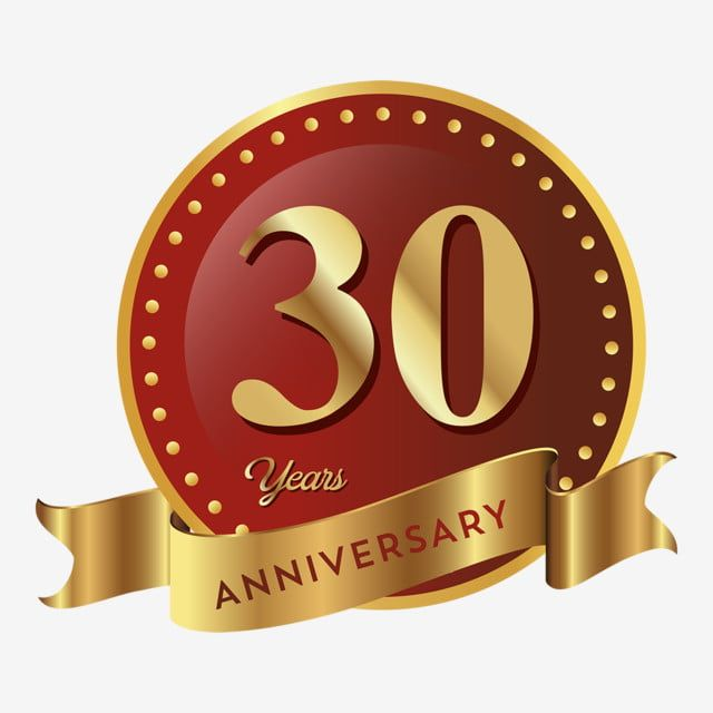 30th Anniversary Badge Logo Icon Badge Clipart Logo Icons Badge Icons Png And Vector With Transparent Background For Free Download Anniversary 30 Year Anniversary Badge Logo
