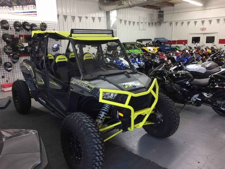 Used 2016 Polaris  RZR 1000 XP - 4 Seater ATVs For Sale in Tennessee.