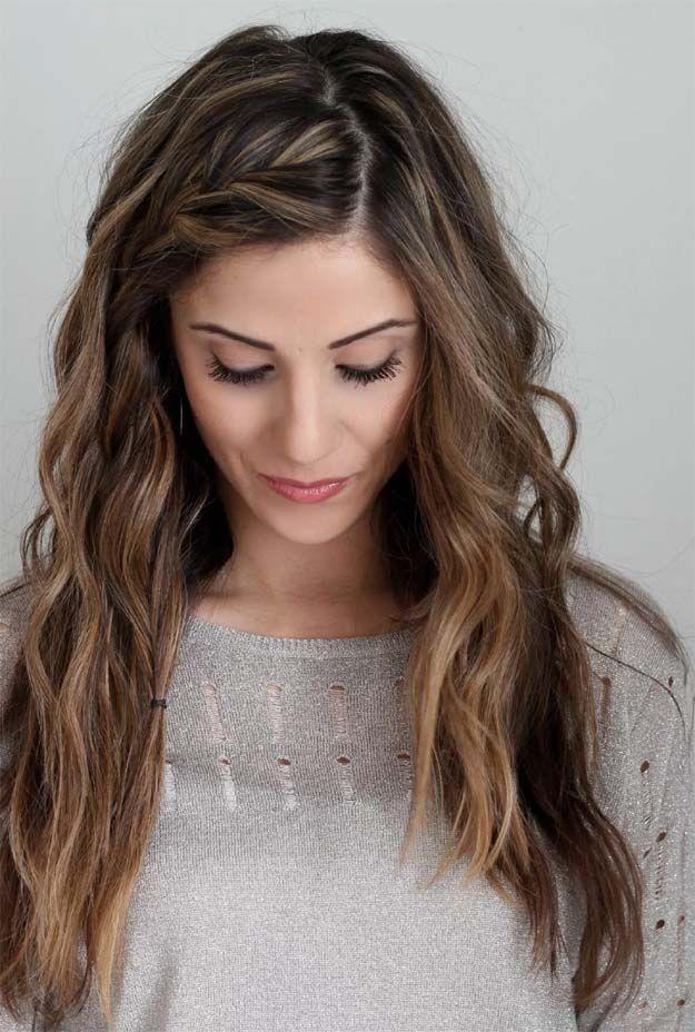 Boho Braid | 10 DIY Hairstyles For Long Hair