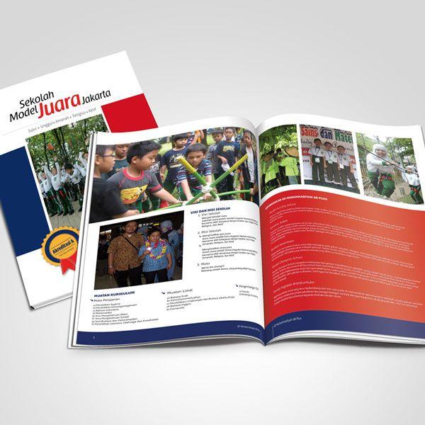 Desain Company Profile SD Muhammadiyah 08 Plus Jakarta Timur oleh www.SimpleStudioOnline.com | Order desain company profile >> WA : 0813-8650-8696