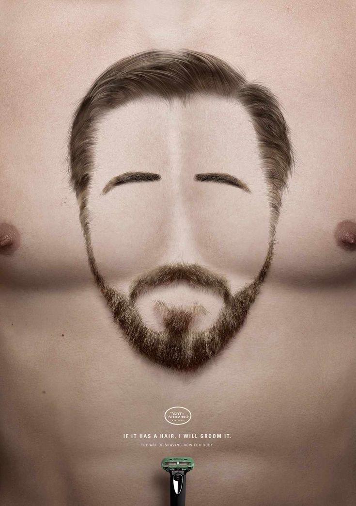 The Art of Shaving by BBDO NY