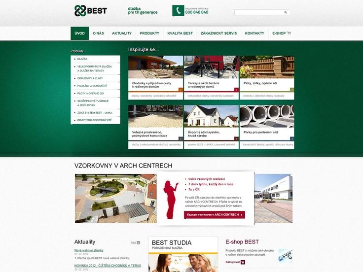 Brand new BESTsite - http://bit.ly/GHzMKT   http://www.best.info #webdesign #web