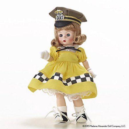 Madame Alexander Taxi! Doll