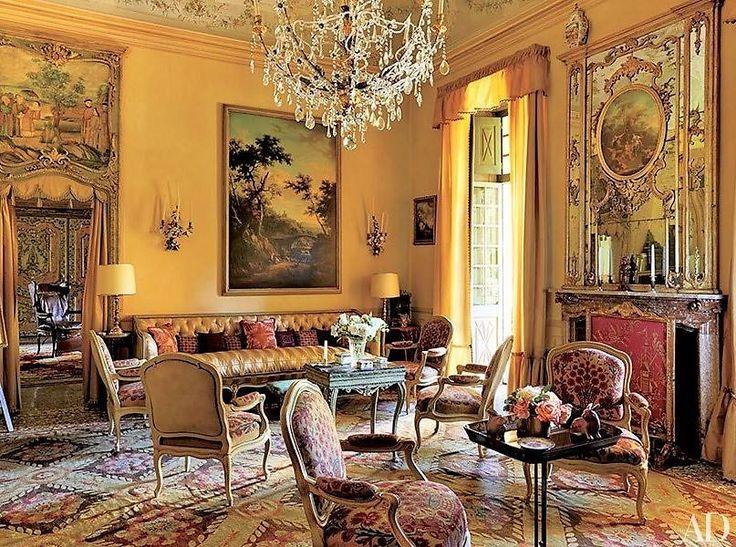 47 best french chateau images on Pinterest French chateau, Castles - garde meuble pas cher ile de france