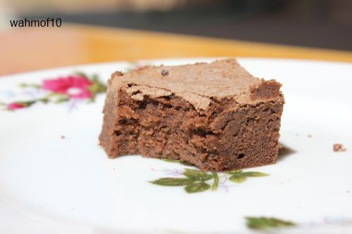 Best Black Bean Brownies