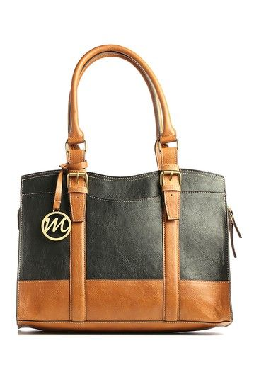 Love this bag! Jane Satchel by Emilie M Handbags on @HauteLook