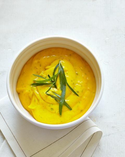 Mango-Curry-Dip - [ESSEN UND TRINKEN]