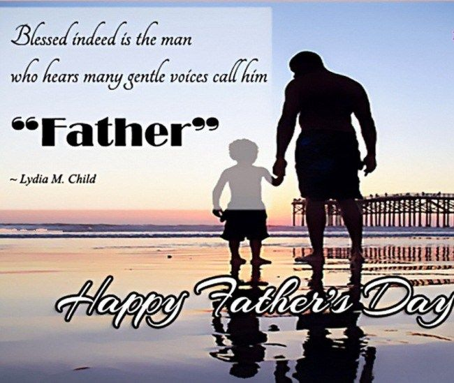 Download Happy Father's Day Images For Son 2018 From Mother In Law#fathersday2...