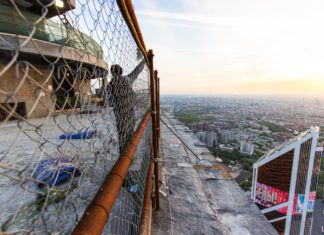 Europe's Highest Observation Deck to Open in Moscow