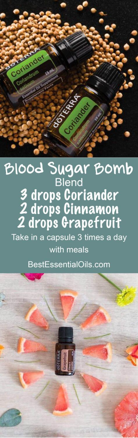 doTERRA Blood Sugar Bomb