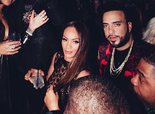 Evelyn Lozada French Montana - Officially Dating  French Montana and Evelyn Lozada are officially dating. They were seen together in Las Vegas celebrating the New Year at Sin City. French performed at the Marquee Nightclub. Can the rapper handle a cougar like Ms. Lozada? Evelyn was born on December 10 1975 and is currently 42. French was born on November 9 and is 33.  Evelyn Lozada is a Sagittarius and French Montana is a Scorpio. Sagittarius-born will say anything on their mind and they…