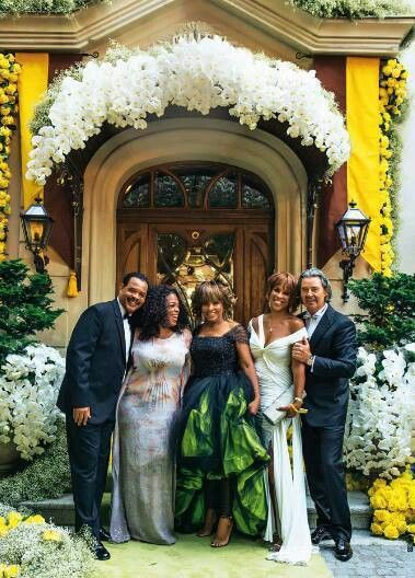 tina turners wedding