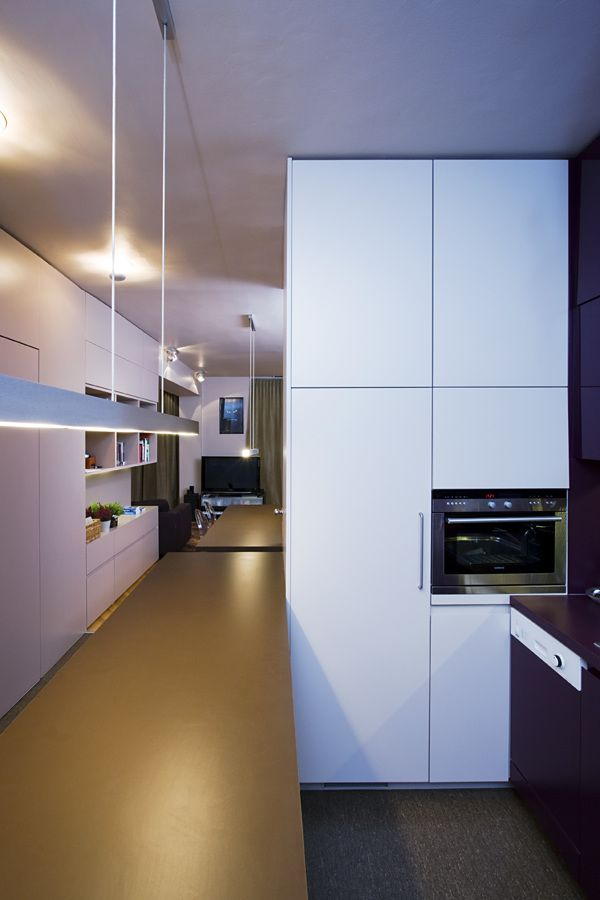 Private Apartment on Behance