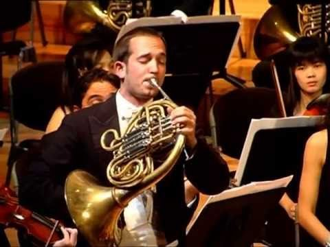 R. Strauss: Horn Concerto  no 2 - Szabolcs Zempleni (Horn), Dariusz Miku...
