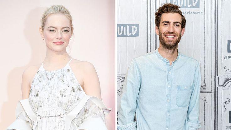 Emma Stone Has a New Boyfriend (and It Isn't Andrew Garfield)