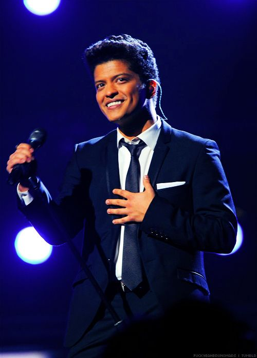 Love how eclectic Bruno Mars is.  Lots of genre busting music out of him.