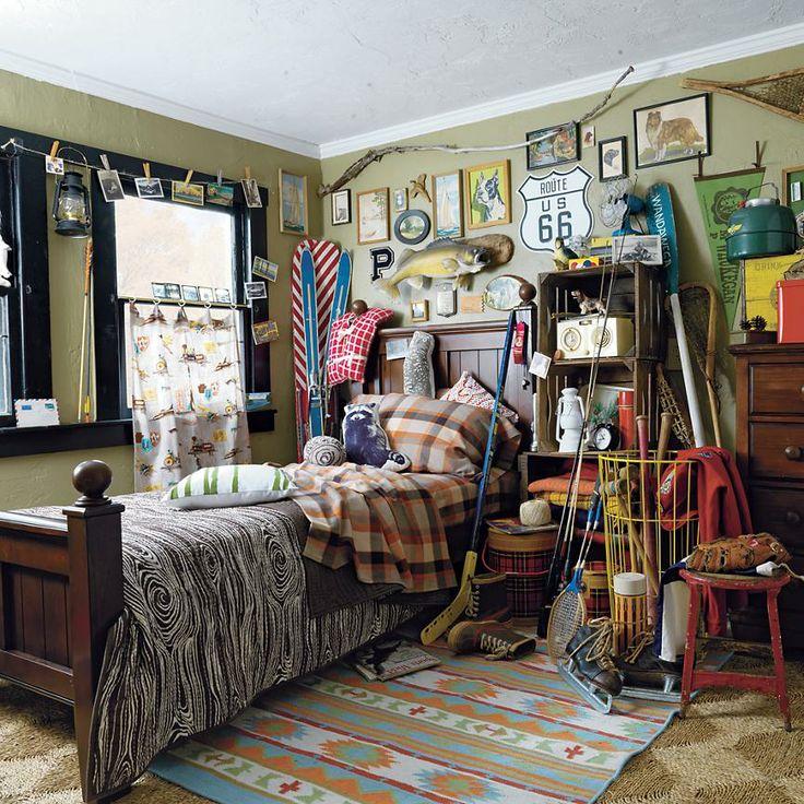 Inspiration For Boys Bedroom Decor