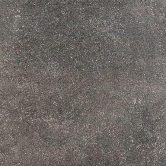 Hormigon Antracite | vtwonen tegels - de enige echte!  Tip: met dezelfde tegels binnen als buiten wordt de tuin of het terras letterlijk een verlengstuk van je woonkamer