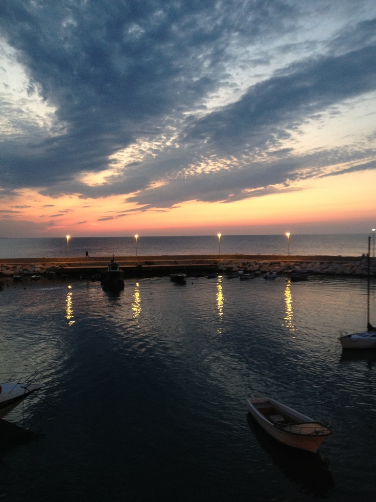 Giovinazzo marina - Puglia