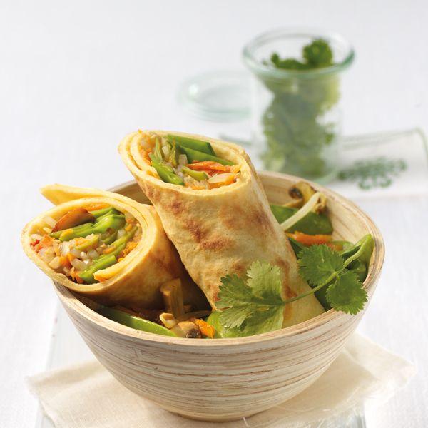 Chinese groenterolletjes #vega #WeightWatchers #WWrecept