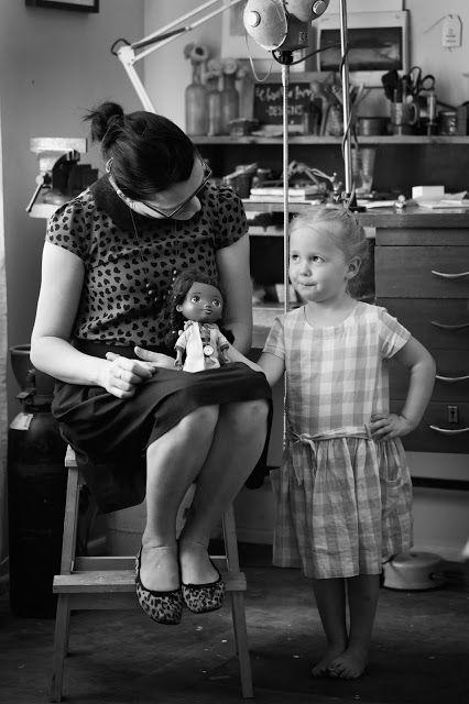 Behind The Photo Scenes – Christina Lowry