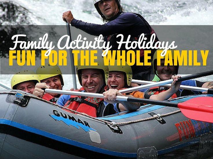 Family Activity Holidays Croatia 2016 - Adventure Holidays for Families.
